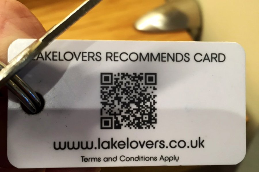 Lakelovers Recommends Card
