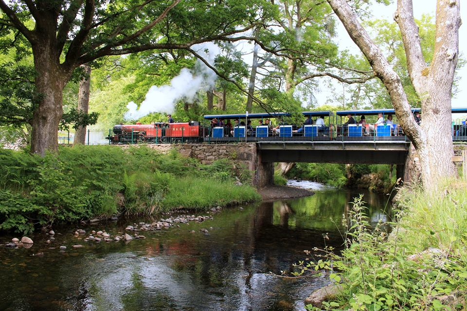 self-catering holiday cottages for train-lovers in the Lake District