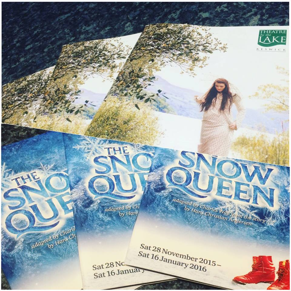 Lakelovers Christmas 2015 2 for FREE Theatre by the Lake Snow Queen
