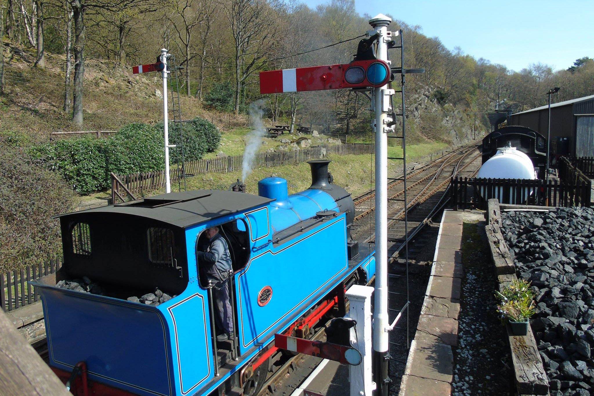 Lots of kids half-term activities at Lakeside & Haverthwaite Railway