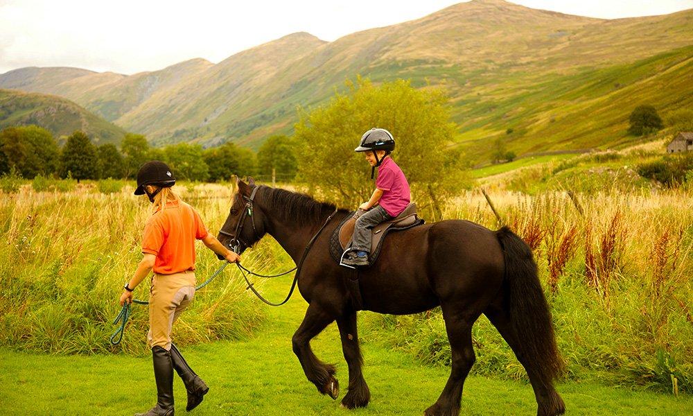 Troutbeck Pony Trekking
