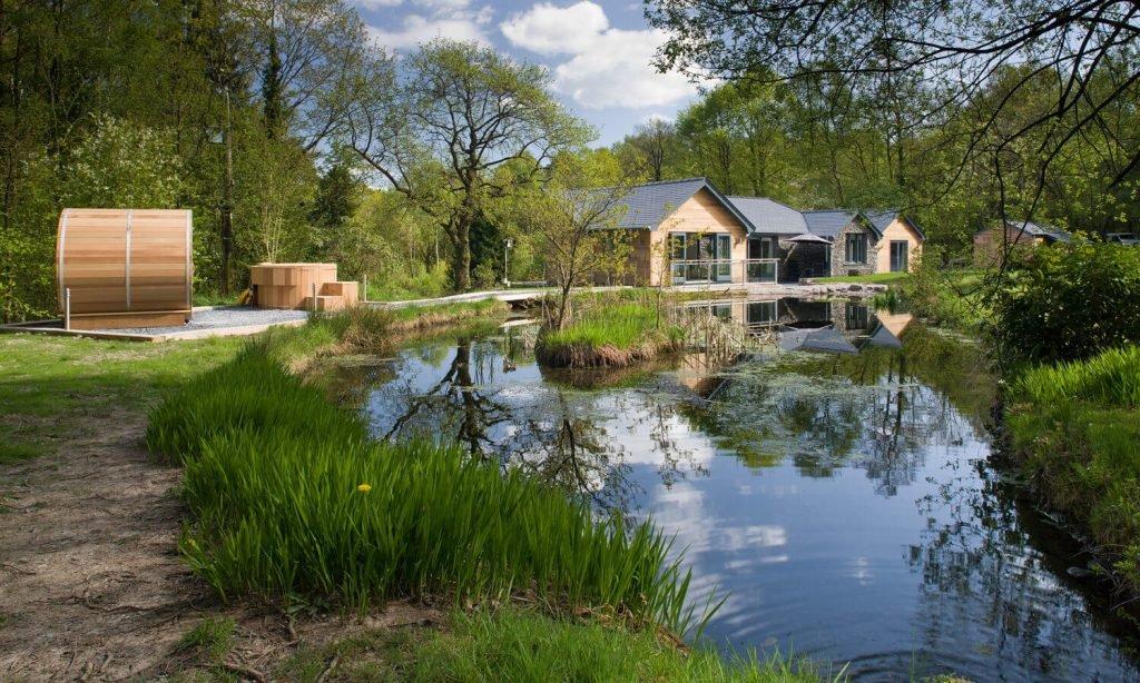 Bracken Ground, 5 star luxury Coniston cottage
