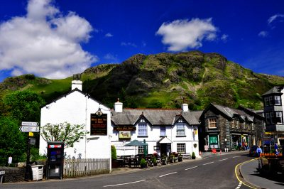 The Black Bull, Coniston