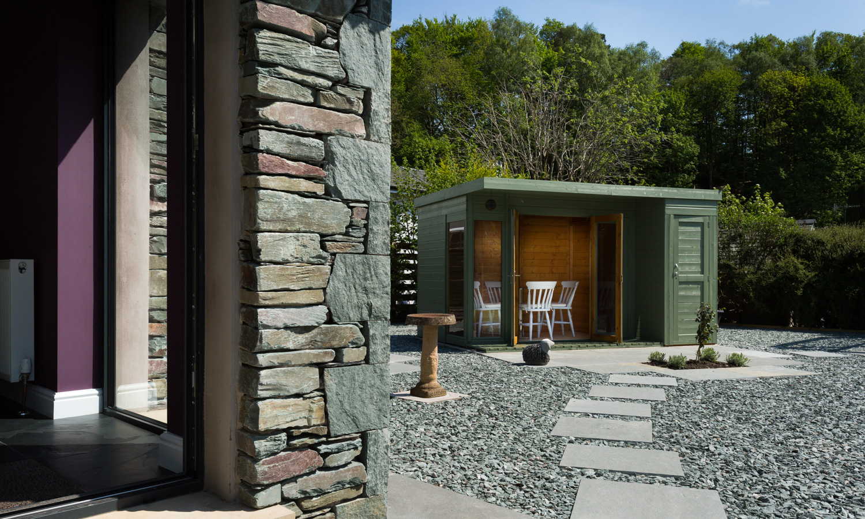 Far Nook, Ambleside holiday cottage - Garden