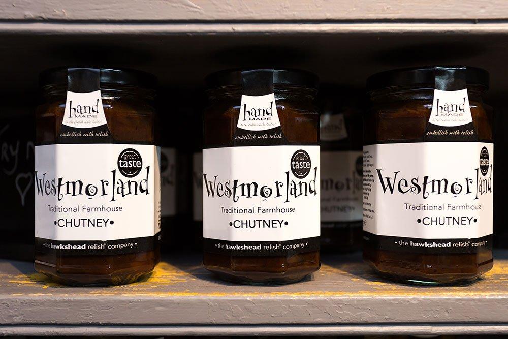 Westmorland Chutney - still Hawkshead Relish's best seller