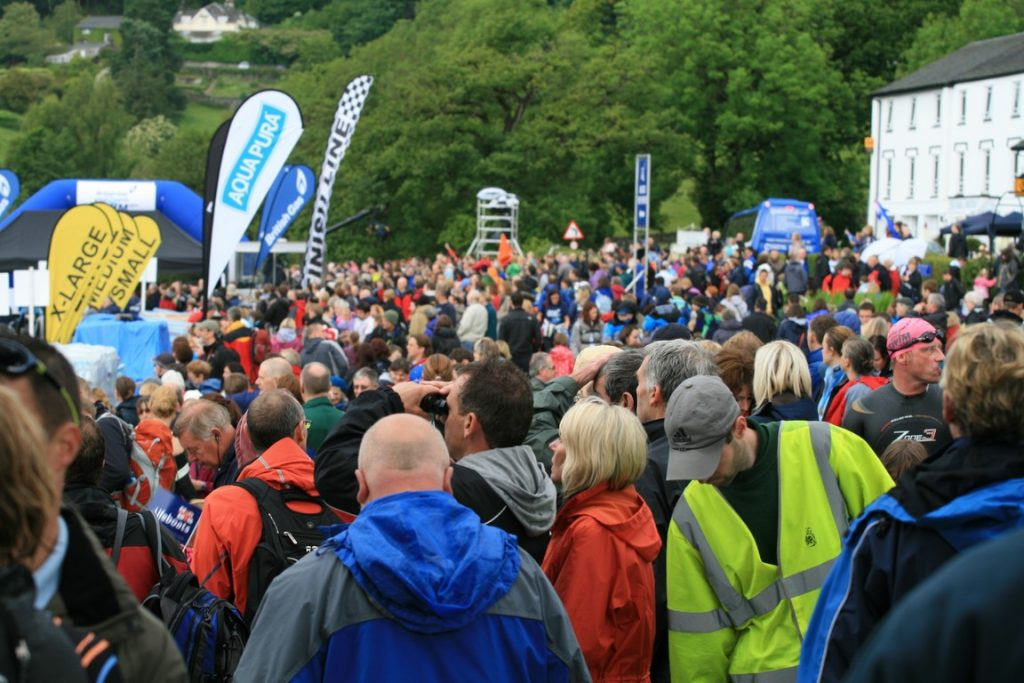 The Great Swim in the Lakes