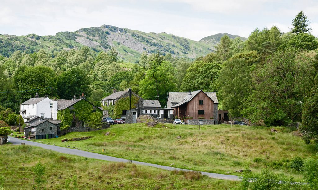 Le Chalet, Langdale Holiday Cottage