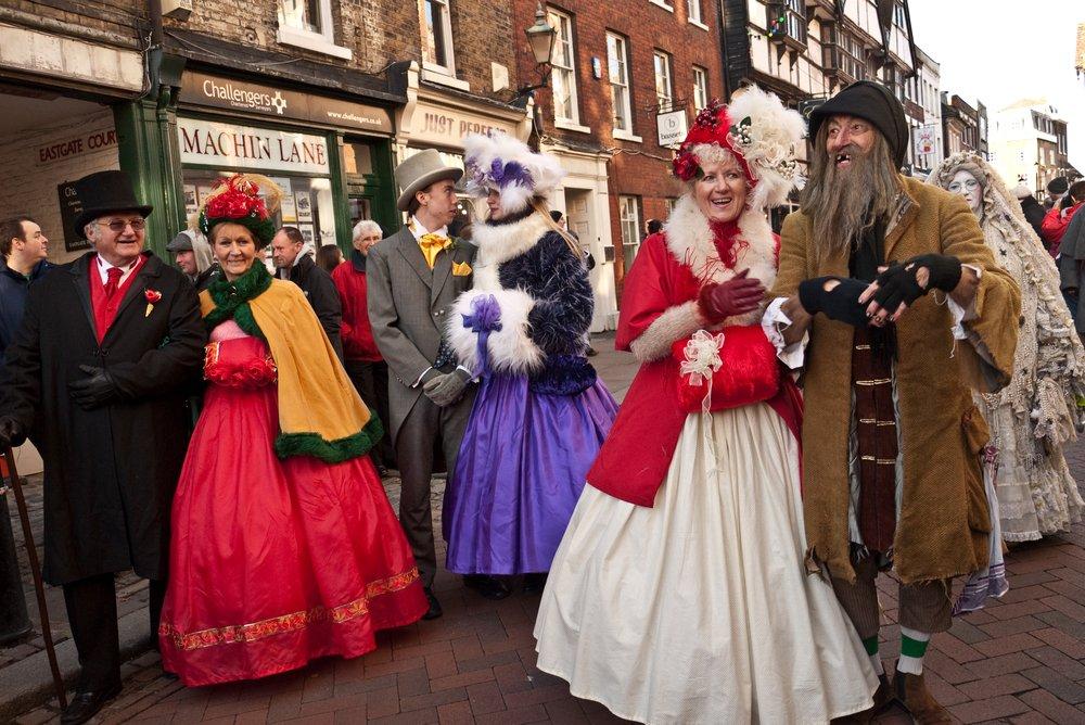 Dickensian Christmas Festival, Ulverston