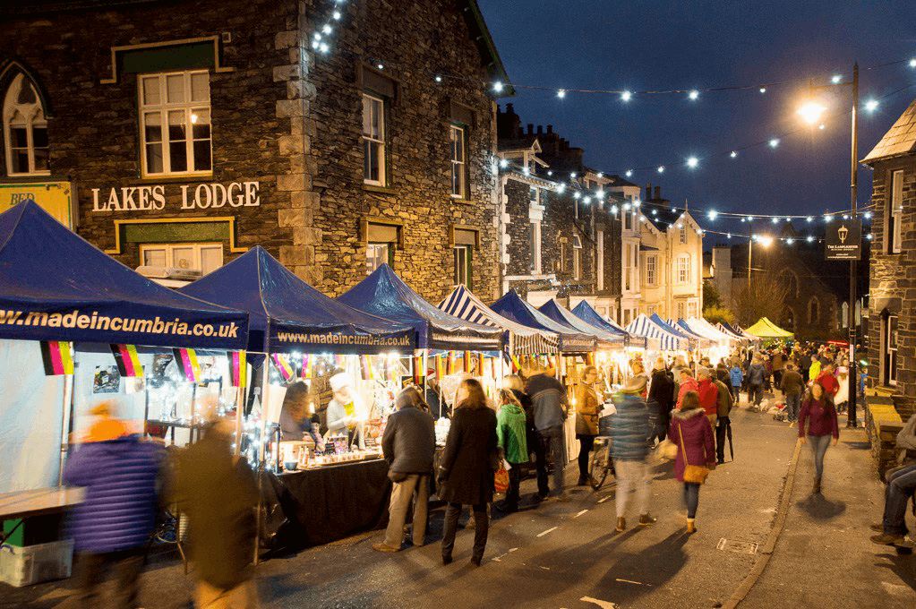 Windermere - Christmas Celebration Market
