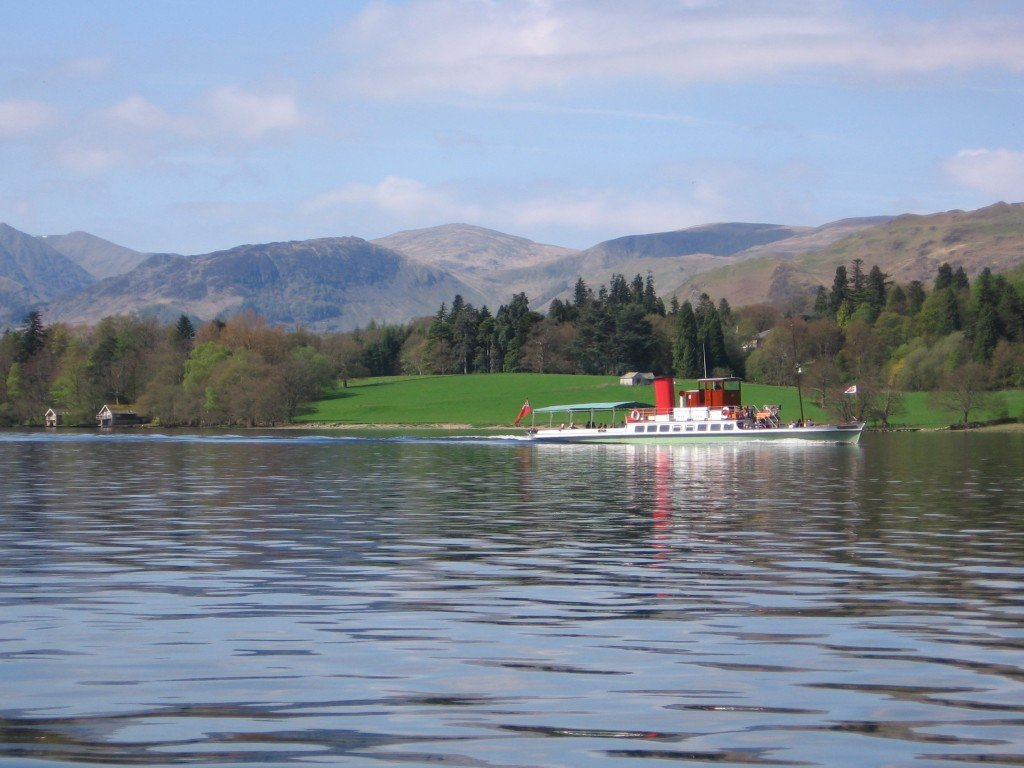'Lady of the Lake' Ullswater Steamers