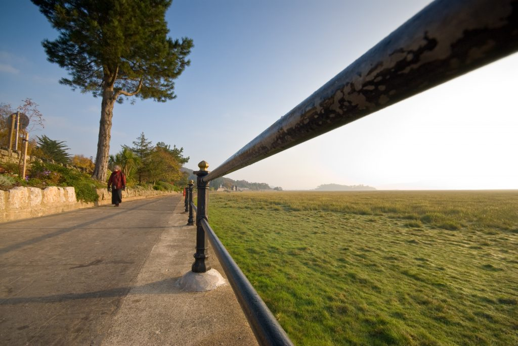 Lyth Valley - Promenade at Grange over Sands