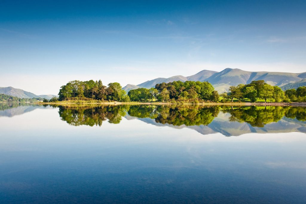 Reflected Lake District Images