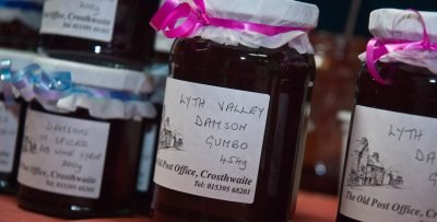 Visit Lythe Valley for Damson Jam