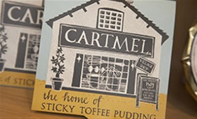 visit cumbria for Cartmel Sticky Toffee Pudding