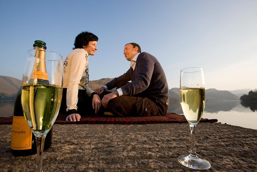Romance at Mill Cottage in Windermere