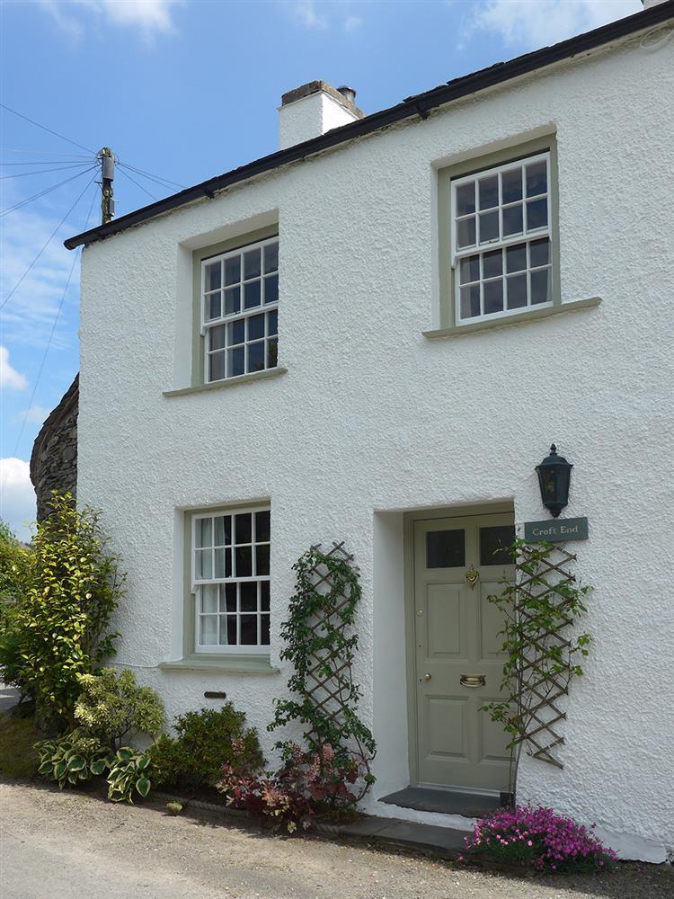 Croft End Cottage in Near Sawrey