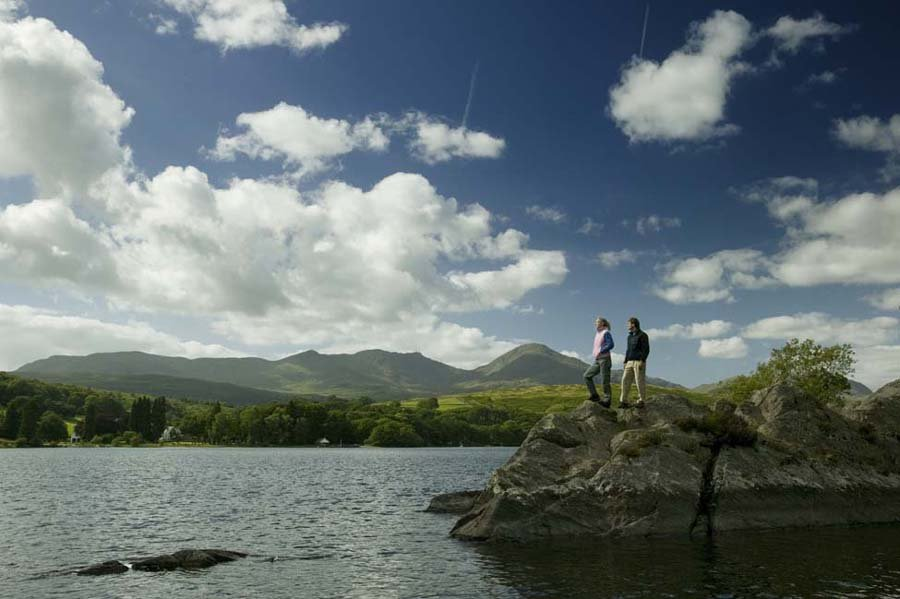 Swallows and Amazons in the Lake District