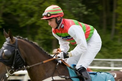 Horse racing in the Lake District