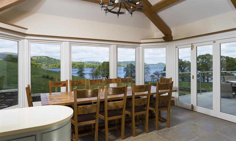 Large luxury holiday cottages Lake District