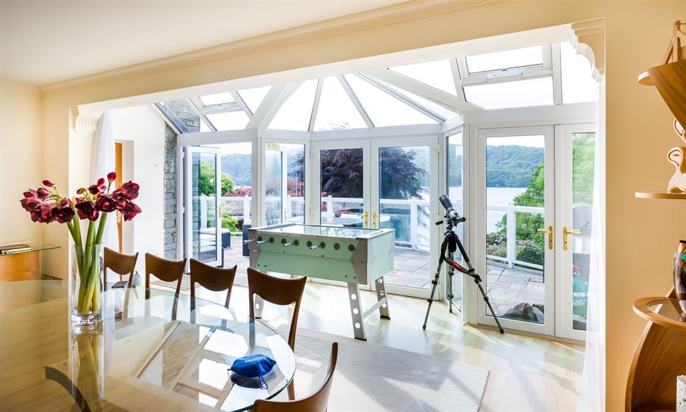 Luxury self-catering cottages in the Lake District
