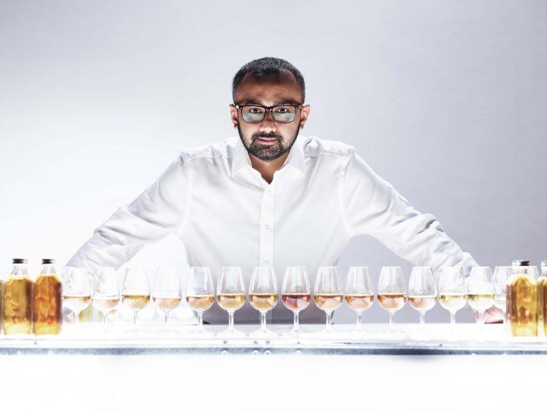 Dhavall Gandhi - The Lakes Distillery whisky maker