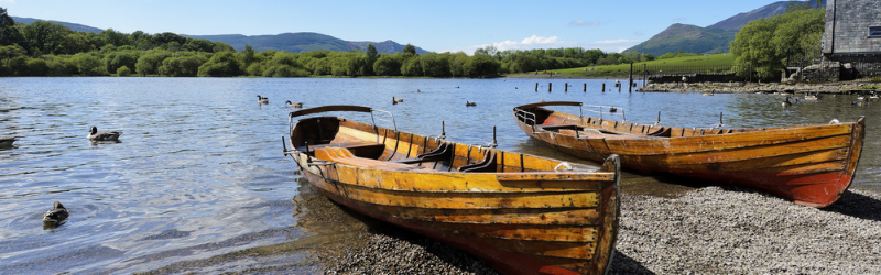 summer in the Lake District