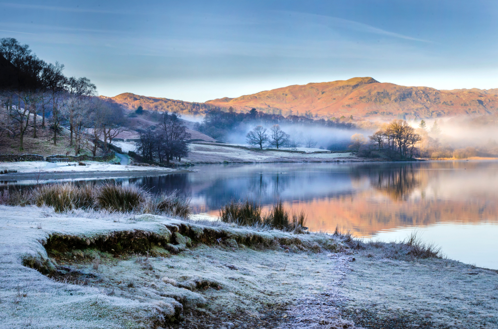 Grasmere Frost
