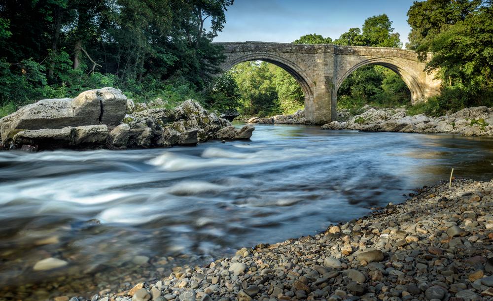 Devil's Bridge over River Lune