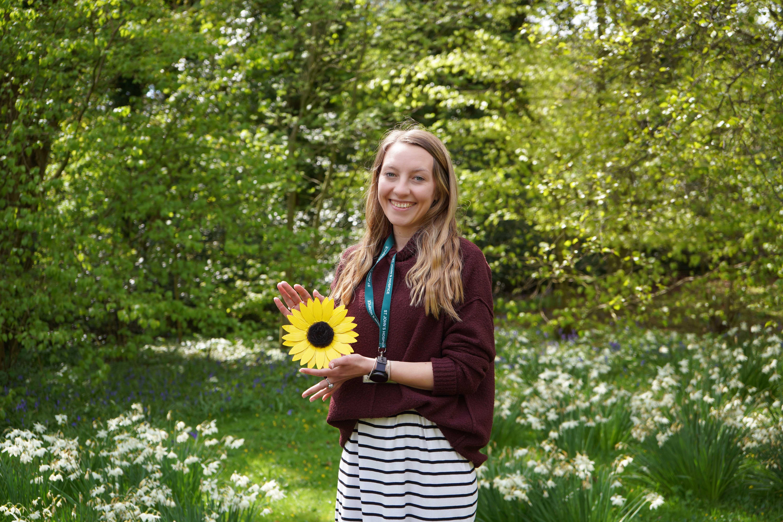 St. John's Hospice - Sunflower Appeal